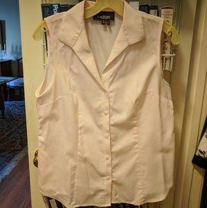 Evan Picone tailored shirt